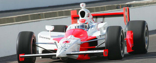 IndyCar Team Penske rolls to top on Indy Fast Friday