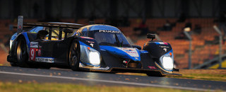 Le Mans Peugeot comes through with a 1-2 Le Mans victory