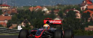 Formula 1 McLarens top Hungary Friday practice