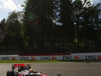 Hamilton tops Belgian Grand Prix Friday practice