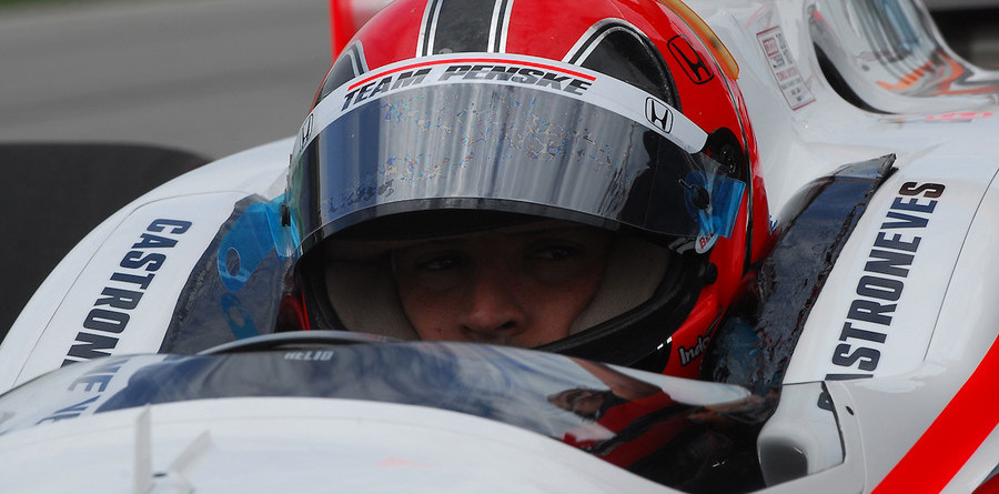 Castroneves fastest on Indy 500 Opening Day