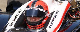 IndyCar Castroneves wins Motegi battle