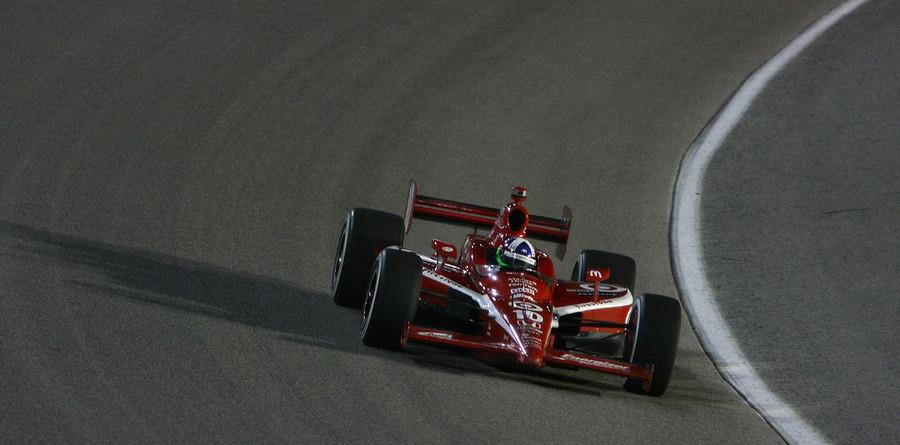 Dixon wins Homestead, Franchitti cruises to title