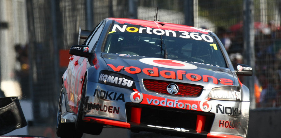 Whincup, Owen take race two at Gold Coast 600