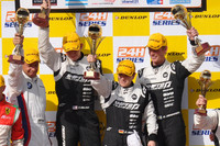 Team Schubert takes the Dubai 24H victory