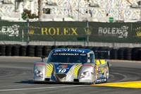 Angelelli leads after one hour at Daytona