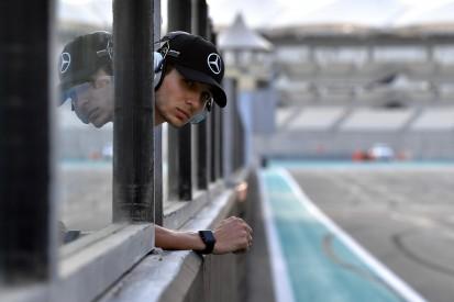 Esteban Ocon 2019 auf der Ersatzbank: Mercedes wird mich nicht vergessen