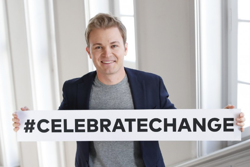 E-Mobilität und saubere Energie: Nico Rosberg veranstaltet Festival in Berlin