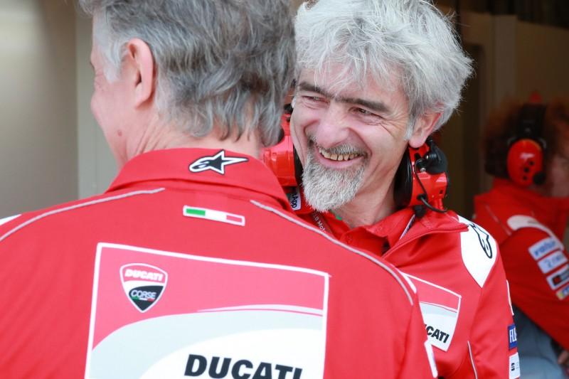 Luigi Dall'Igna: Superbike-WM für Ducati genau so wichtig wie die MotoGP