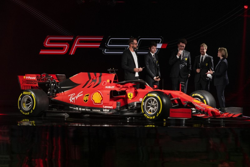 2019 nicht Vettels letztes Ferrari-Jahr: