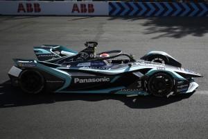 Formel E Mexiko 2019: Rote Flagge nach Unfall von Nelson Piquet jun.