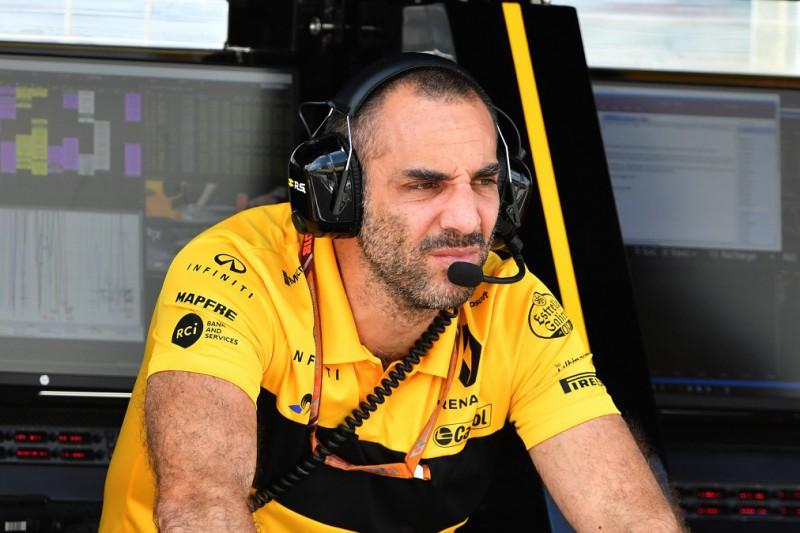 Renault kritisiert Liberty Media: