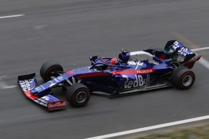 Formel-1-Tests Barcelona 2019: Toro Rosso stiehlt Alfa Romeo die Show!