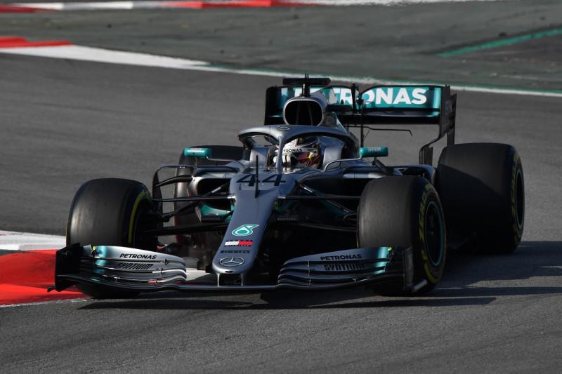 Lewis Hamilton und Mercedes kommen auf Touren: