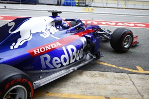 Toro Rosso schwärmt von Honda: