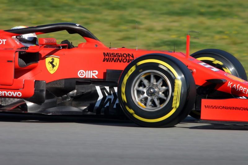 Nach Vettel-Crash: Ferrari stellt Testprogramm um