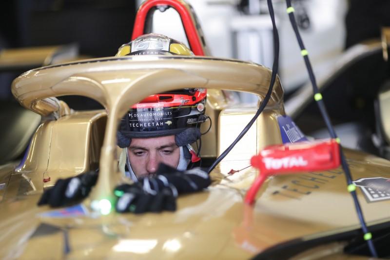 Vergne tobt über Fahrstandard in der Formel E: