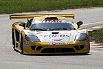 Na upały - Porsche.