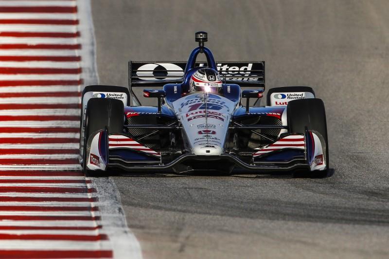 Rahal will in IndyCar-Saison 2019 allen
