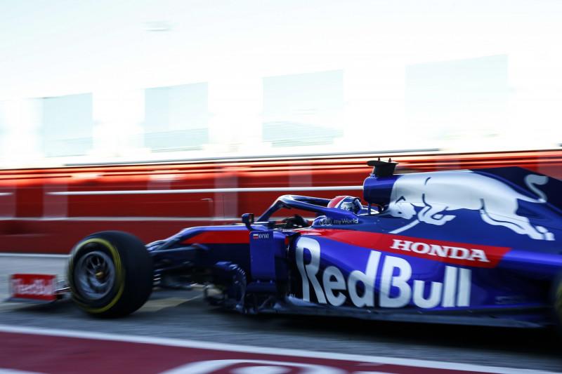Toro Rosso: Planen Saison mit drei Honda-Motoren