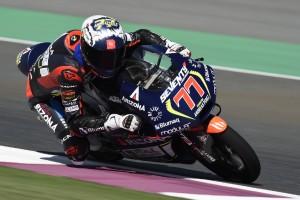 Moto3 in Katar FT3: Verbesserungen nicht möglich, bekannte Namen im Q1