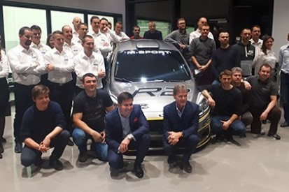 Polski Ford Fiesta R2 2019
