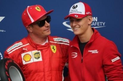 Mick Schumacher w Akademii Ferrari