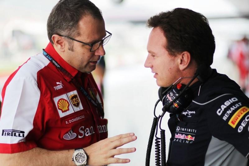 Stefano Domenicali: TV-Experte statt neuer Ferrari-Chef