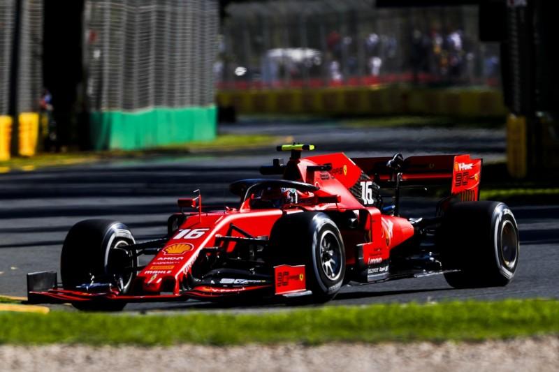 Leclerc nach Niederlage gegen Vettel stocksauer: