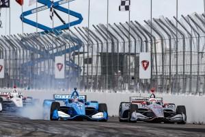 Rosenqvists Super-Debüt: IndyCar-Establishment zittert schon
