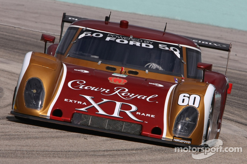 Michael Shank Racing qualifying report