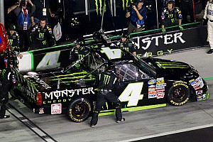 NASCAR Truck Ricky Carmichael preview