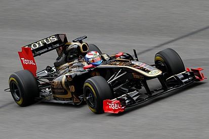 Lotus Renault Barcelona test report 2011-03-09
