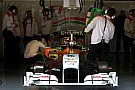 Force India Barcelona test report 2011-03-10
