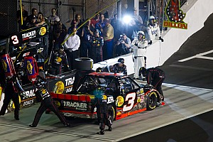 NASCAR Truck Austin Dillon race report