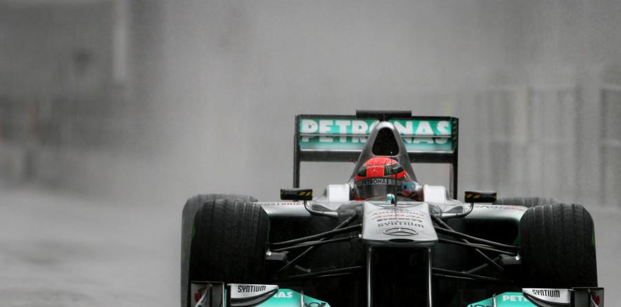 Brawn was 'nervous' before Barcelona breakthrough