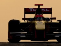 Grosjean charges to pole at Imola