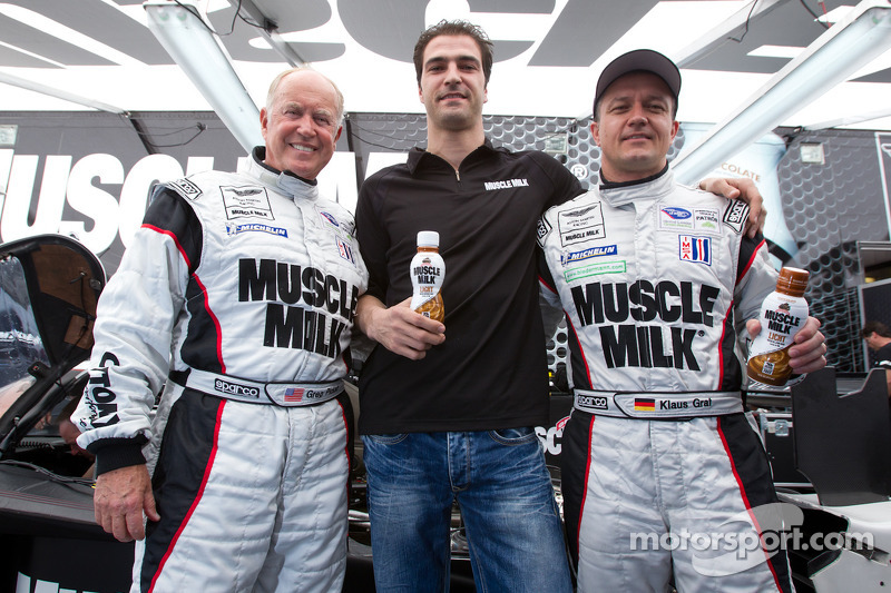 Muscle Milk AMR race report