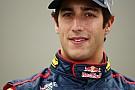 Ricciardo 'ready' for F1 debut with eye on Webber