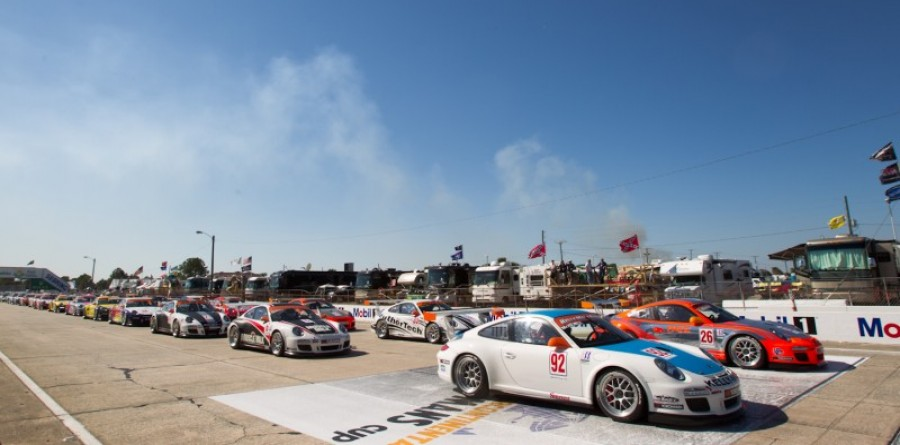 IMSA announces the Porsche GT3  Cup Challenge Canada