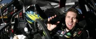NASCAR Cup Edwards - Friday media visit