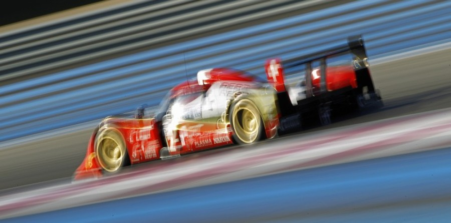 Rebellion Racing qualifying report