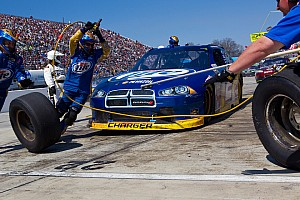 NASCAR Cup Brad Keselowski race report