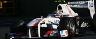 Formula 1 Sauber Preview
