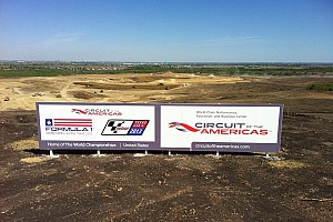 Formula 1 Texas F1 track named 'Circuit of the Americas'