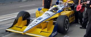 IndyCar Team Penske Friday report