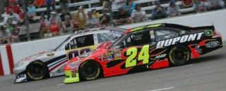 NASCAR Cup Pole winner interview