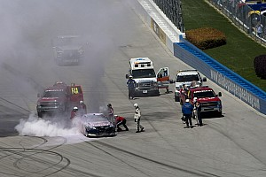 NASCAR Cup Red Bull Racing Team race report