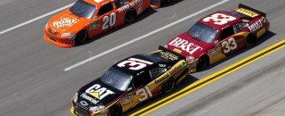 NASCAR Cup Richard Childress Racing race report