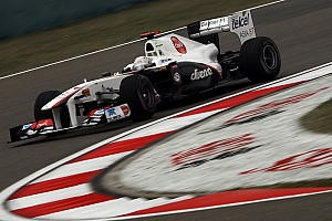 Formula 1 Sauber targets Spain for Red Bull-like exhaust debut